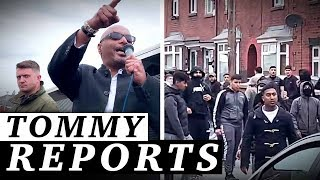 Pakistani Tommy Robinson supporter calls out police, racism in his community | Jessica Swietoniowski