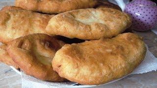 ЖАРЕНЫЕ ПИРОЖКИ с картошкой без дрожжей за 15 минут