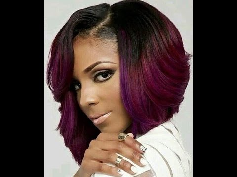 2016 Hair Color Ideas For Black Women YouTube