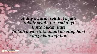 Cinta dimusim cherry (lyric)