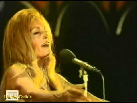 Dalida - Parle Plus Bas (live-1972)