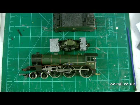 oorail.com | Hornby Railways B17 Quick Locomotive Servicing – OO Gauge Ringfield Motor
