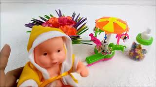 Baby Doll Toy Fun Play in Toys Park
