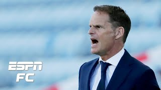 Frank de boer is completely useless and ruining this netherlands squad - julien laurens | espn fc