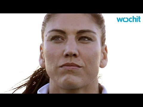 Hope Solo Proves Just How Sore A Loser She Is