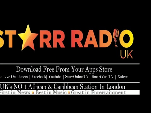 STARR RADIO UK. MORNING SHOW WITH ARCHIE FEATURING OLAYOMI KOIKI.- DUPCHI GIRLS RELEASE!