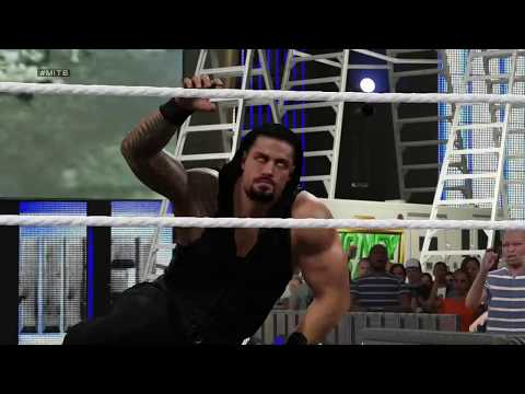 WWE 2K15 - MONEY IN THE BANK 2014 (XBOX ONE)