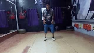 Tu Cheez Badi Hai Mast Mast Dance Cover(Machine)AKASH SHARMA