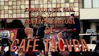 EMMANUEL DEL REAL Y RUBÉN ALBARRÁN DE CAFÉ TACVBA EN LA UNAM