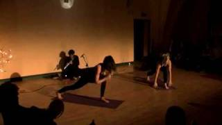 Chandra Namaskar - a charity evening of yoga, dance & music