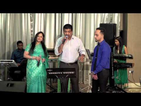 Then Madurai Vaigai Nathi  Live SuperSynth musicband London UK 09 04 2016