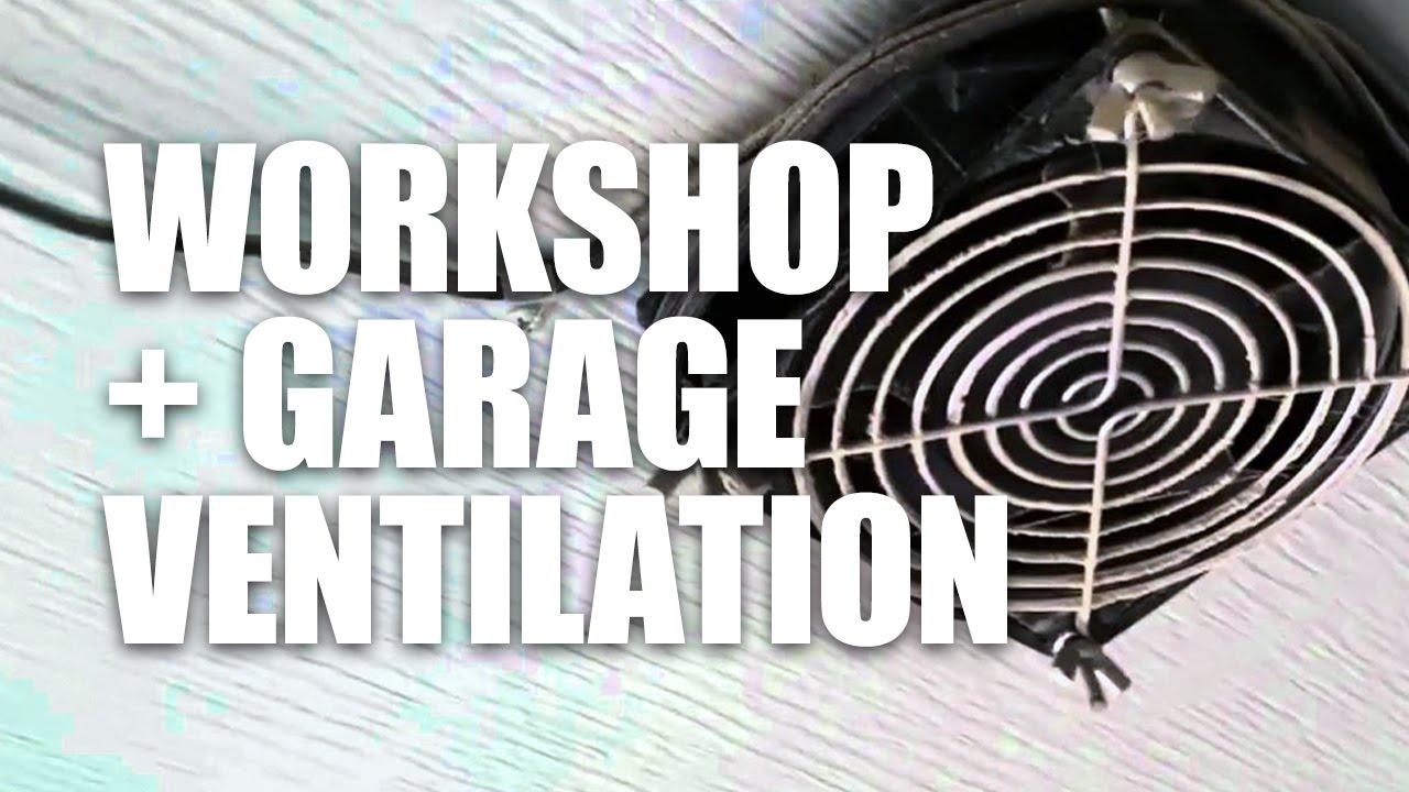 shop and garage ventilation vent a garage vg200