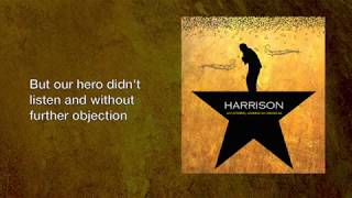 HARRISON! An(other) American musical (With lyrics!)