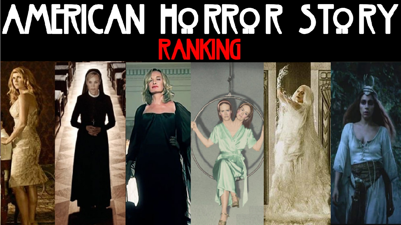 List of American Horror Story episodes - Wikipedia