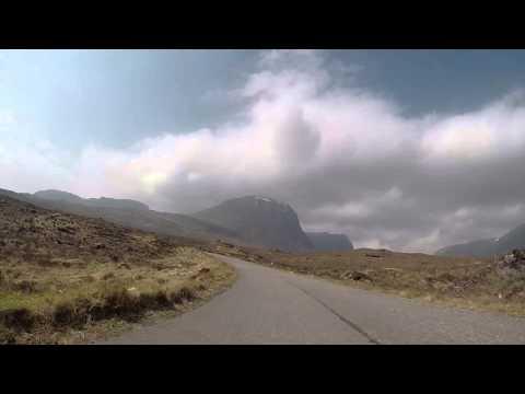 North Coast 500   Part 5   Lochcarron to Applecross