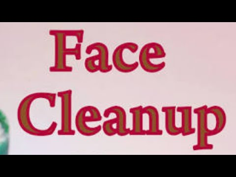 Natural clean up at home for teenagers