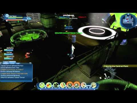 DC Universe Online Two-Face Legends PvP Vid(HD)