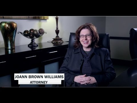 Meriwether & Tharp - The Atlanta Divorce Team - Attorney Joann Brown Williams Bio