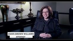 Meriwether & Tharp - The Atlanta Divorce Team - Attorney Joann Brown Williams Bio