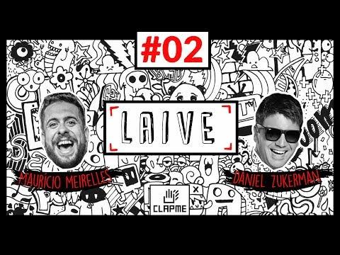 A Laive Das Lives Com Maurício Meirelles E Daniel Zukerman #02