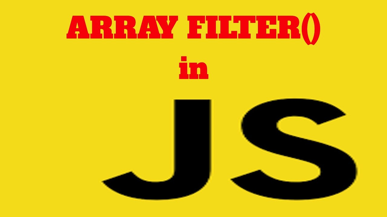 Array Filter (vs FOR Loop)