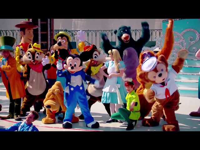 Disneyland Paris | Mickey Presents: Happy Birthday Disneyland Paris | Disney NL