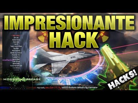 IMPRESIONANTE HACK EN MODERN WARFARE 2 - EL MEJOR MOD MENU 1.14
