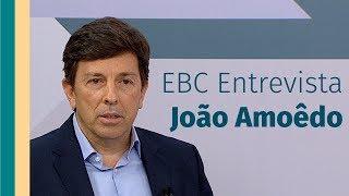 EBC Entrevista | João Amoêdo | 17/08/2018