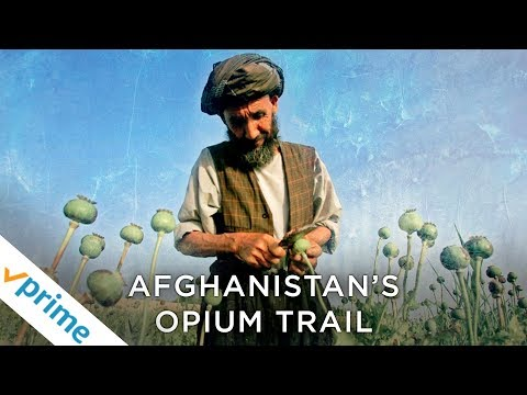 Afghanistan's Opium Trail | Trailer | Available Now