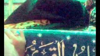 inside shrine(mazaar) of hazrat ghous paak (R.A)