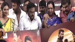 Madura Veeran Audio Launch | Vijayakanth | Samuthirakani | Venkat Prabhu | Thambi Ramaiah