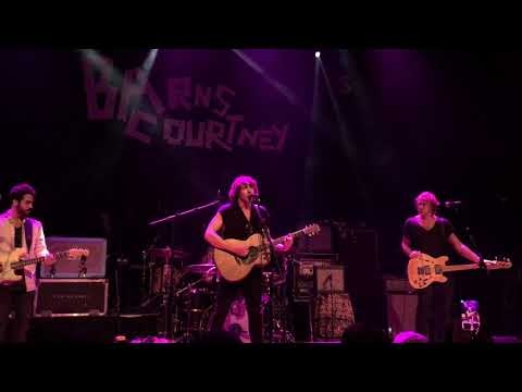 Barns Courtney unreleased 99 HD live in concert at San Diego House of blues 9-28-18