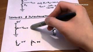 3й Видеоурок по Arduino Основы схемотехники