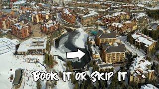 Marriott Mountain Valley Lodge Ski in ski out Breckenridge Colorado