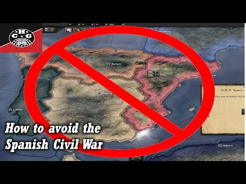 Kaiserreich Guides - How to avoid the Spanish Civil War