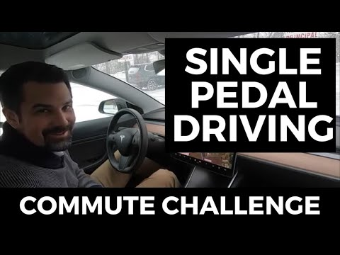 single-pedal-driving---in-the-snow…no-brakes!-(tesla-software-36.2.1)