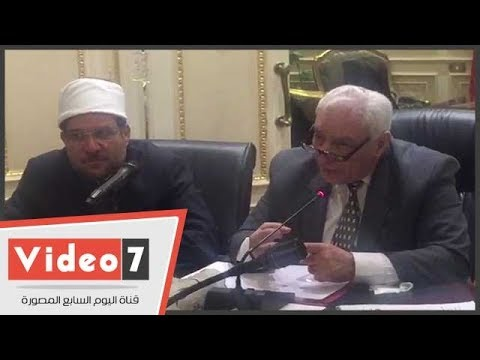 أسامة العبد: الإلحاد سحابة عابرة وليست ظاهرة ولا مشكلة في المجتمع المصري  - 20:22-2018 / 1 / 15