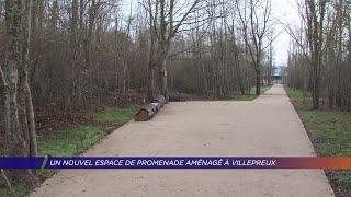Yvelines | Un espace vert aménagé à Villepreux
