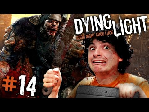[Dying Light | Lets Play FR #14] ZOMBOSS ?!