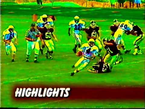 Aquinas Institute Lil Irish High School Football Highlights 2000