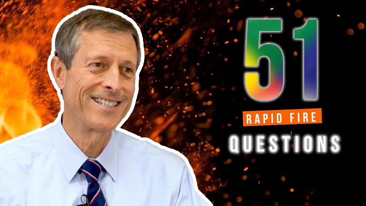 FAST 51: Questions with Dr. Neal Barnard