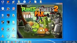 Plants Vs Zombies 2 Mod Para PC (ESPECIAL 190 SUBS)