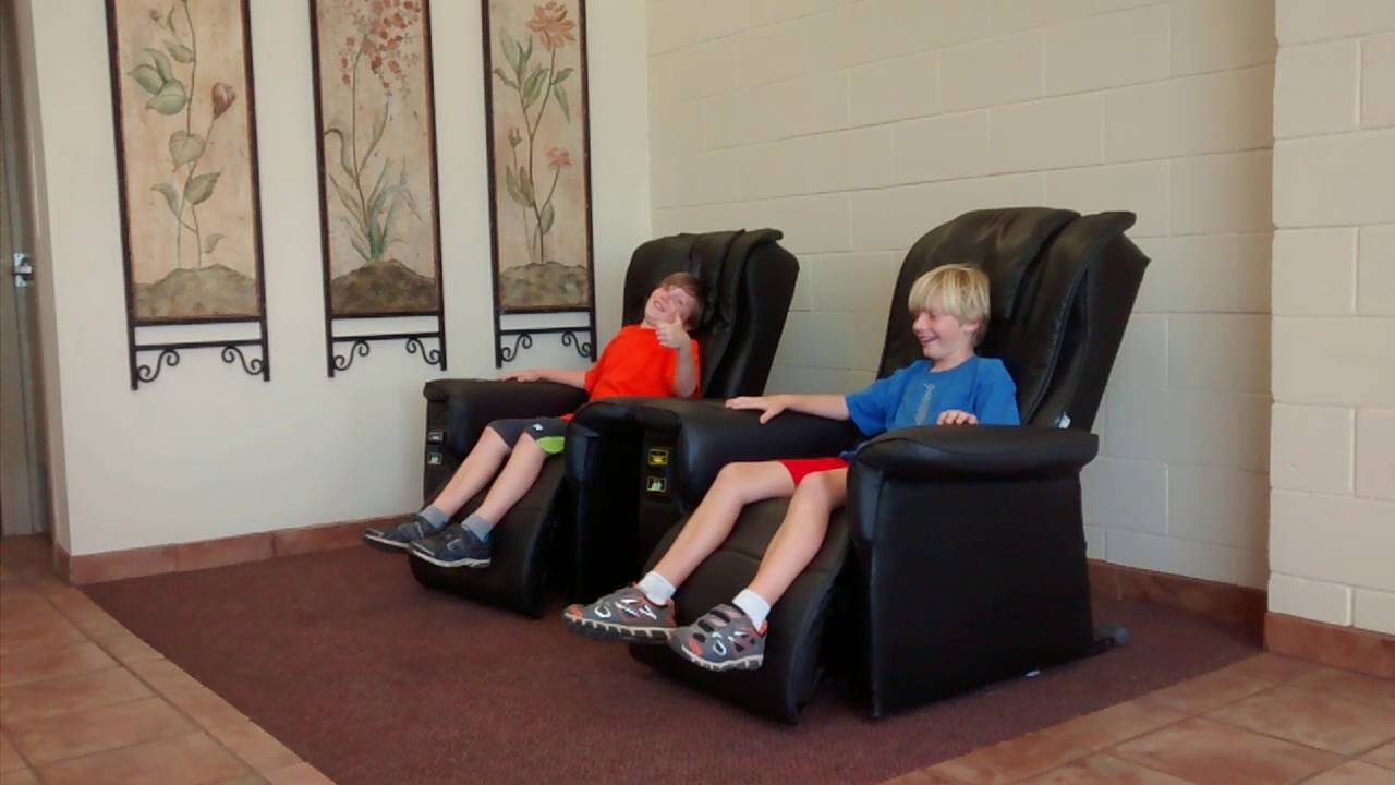 Superbe Massage Chairs Kids First Time