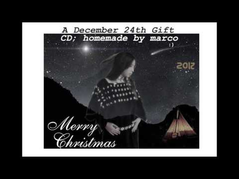 Homemade Christmas Record Free Zip File -- All 18 Songs!