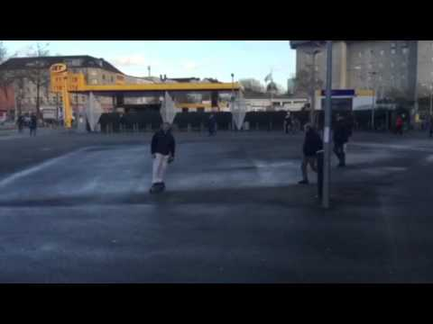 tELR | Electric Skateboard Testride | Hamburg Capt. Andrew