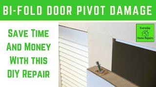 Bifold Door Pivot Repair