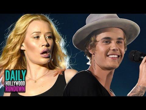 Iggy Azalea Fights With Troll - Justin Bieber New Music! Album Details (DHR)