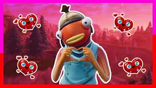 8 minutes and 26 seconds of Valentine in Fortnite ❤️