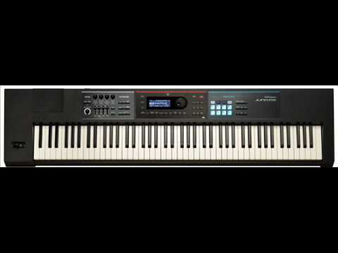 Roland Juno DS 88 synth sound1