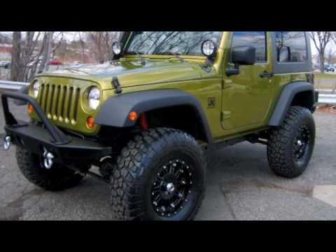 Rescue Green Jeep >> Jeep Wrangler Jk Rescue Green Youtube
